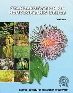 Standardisation of Homoeopathic Drugs (Volume 1)/CCRH
