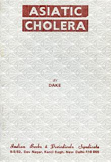 Asiatic Cholera/J.P. Dake