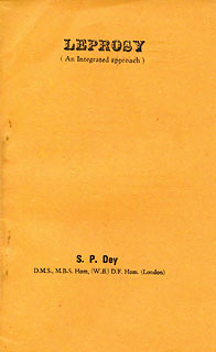 Leprosy (an integrated approach)/S.P. Dey