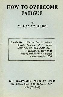 How to Overcome Fatigue/M. Fayazuddin