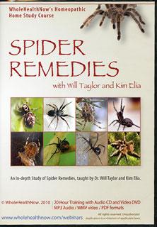 Spider Remedies, Will Taylor / Kim Elia