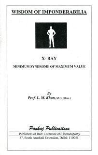 Wisdom of Imponderabilia X - Ray/L.M. Khan