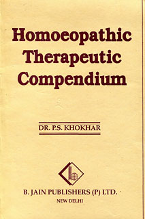 Homoeopathic Therapeutic Compendium/P.S. Khokhar
