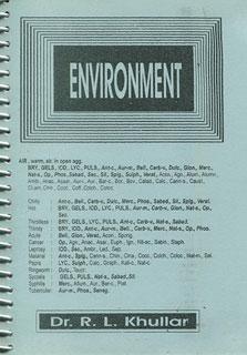 Environment/R.L. Khullar