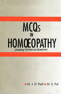 MCQ's in Homoeopathy/J.D. Patil