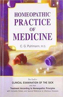 Handbook of Homoeopathic Practice, C.G. Puhlmann