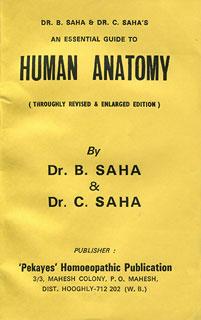 Guide to Human Anatomy (Volume II)/B. Saha / C. Saha
