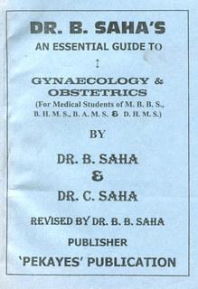 Gynaecology & Obstetrics/B. Saha / C. Saha
