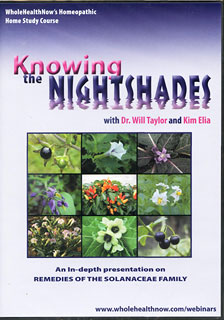 Knowing the Nightshades/Will Taylor / Kim Elia