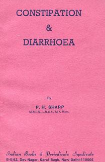 Constipation and Diarrhoea/P.H. Sharp