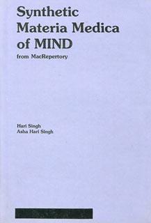 Synthetic Materia Medica of Mind/Hari Singh
