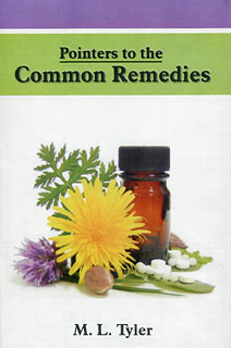 Pointers to the Common Remedies, Margaret Lucy Tyler