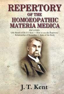 Repertory of the Homoeopathic Materia Medica - Imperfect copy, James Tyler Kent