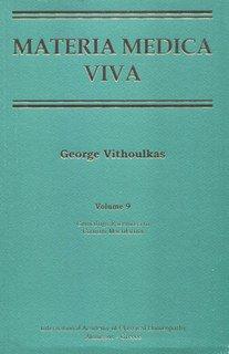 Materia Medica Viva - Volume 9, George Vithoulkas
