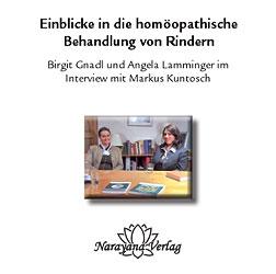 Einblicke in die homöopathische Behandlung von Rindern - 1 DVD/Birgit Gnadl / Angela Lamminger-Reith