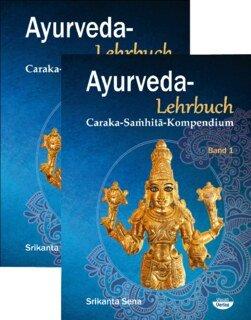 Ayurveda-Lehrbuch - 2 Bände, Srikanta Sena