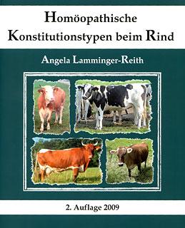 Homöopathische Konstitutionstypen beim Rind/Angela Lamminger-Reith