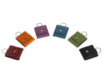 Schlüsselanhänger, Notfalletui für 5 Gläser/
