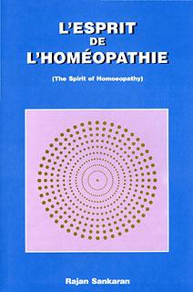 L'Esprit de L'Homéopathie/Rajan Sankaran
