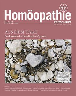 2010-III Homöopathie Zeitschrift - Aus dem Takt/Zeitschrift