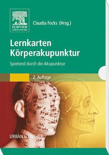 Lernkarten Körperakupunktur/Claudia Focks