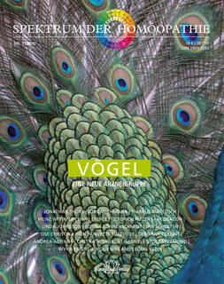 Spektrum der Homöopathie 2010-3, VÖGEL - Restposten/Narayana Verlag