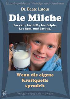 Die Milche - Wenn die eigene Kraftquelle sprudelt/Beate Latour