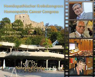 Krebskongress 2009 DVD Tag 2/Alok Pareek / R.S. Pareek