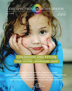 Spectrum of Homeopathy 2010-I, Childhood and Psyche/Narayana Verlag