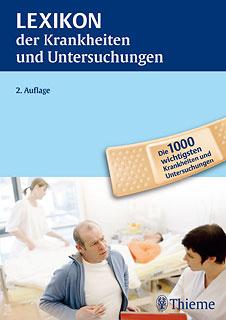 Lexikon der Krankheiten und Untersuchungen, Susanne Andreae / Peter Avelini / Melanie Berg