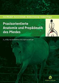 Praxisorientierte Anatomie und Propädeutik des Pferdes/Horst Wissdorf / Hartmut Gerhards / Bernhard Huskamp / Eckehard Deegen