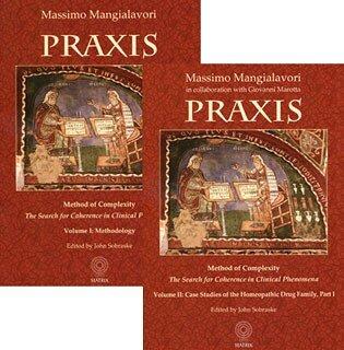 Praxis Volume 1 and 2 - English edition, Massimo Mangialavori