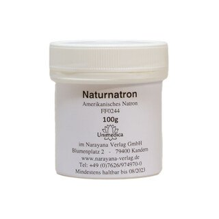 Naturnatron (Amerikanisches Natron) 100 g