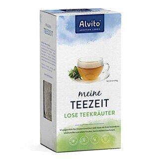 meine TEEZEIT - Kräutertee lose Bio - 100 g/
