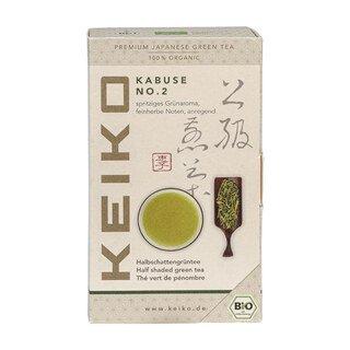 Grüner Tee KABUSE No. 2 Bio - 50 g/