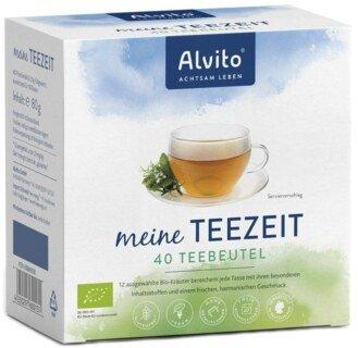 meine TEEZEIT Bio - Kräutertee/