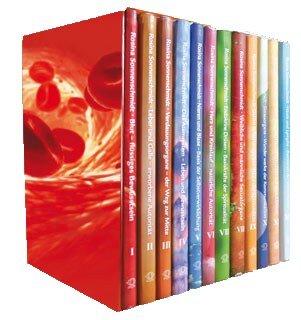 Set Organ - Conflict - Cure in 12 volumes/Rosina Sonnenschmidt