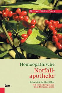Homöopathische Notfallapotheke, Walter Glück