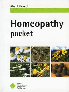 Homeopathy pocket/Almut Brandl