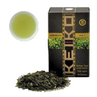 Grüner Tee KABUSE No. 1 Bio- 50 g/