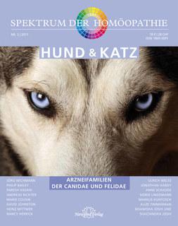 Spektrum der Homöopathie 2011-3, Hund und Katz - Restposten/Narayana Verlag