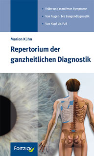 Repertorium der ganzheitlichen Diagnostik, Marion Kühn