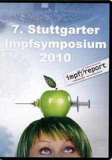 7. Stuttgarter Impfsymposium - 1 DVD/Hans U. P. Tolzin