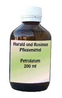 Petrolatum 200 ml - Pflegemittel/