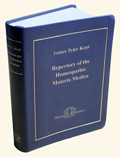 Repertory of the Homeopathic Materia Medica/James Tyler Kent