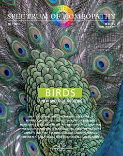 Spectrum of Homeopathy 2011-I, BIRDS/Narayana Verlag