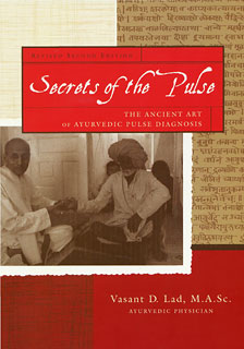 Secrets of the Pulse/Vasant Lad
