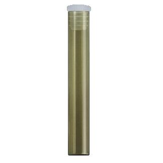 Fioles à fond plat en verre teinté brun - contenance 1,5 g - 30 pièces