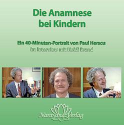 Die Anamnese bei Kindern - 1 DVD/Paul Herscu