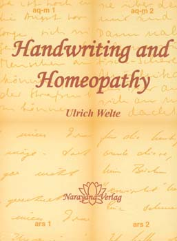 Handwriting and Homeopathy - Imperfect copy, Ulrich Welte